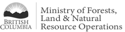 BC Ministry of Forests, Lands, and Natural Resources Operations
