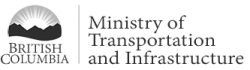 BC Ministry of Transportation and Infrastructure